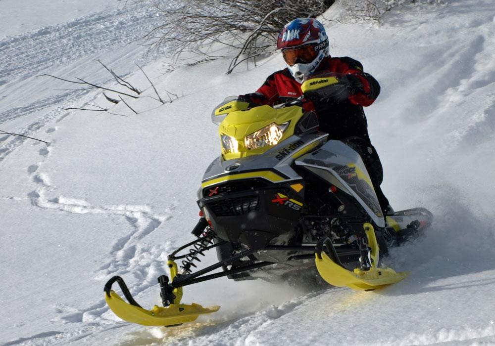 2018 Ski-Doo MXZ X-RS 850