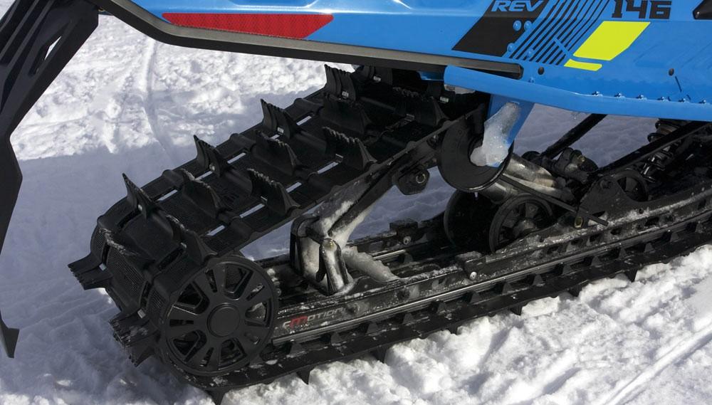 2018 Ski-Doo Renegade Backcountry X 850 cMotion