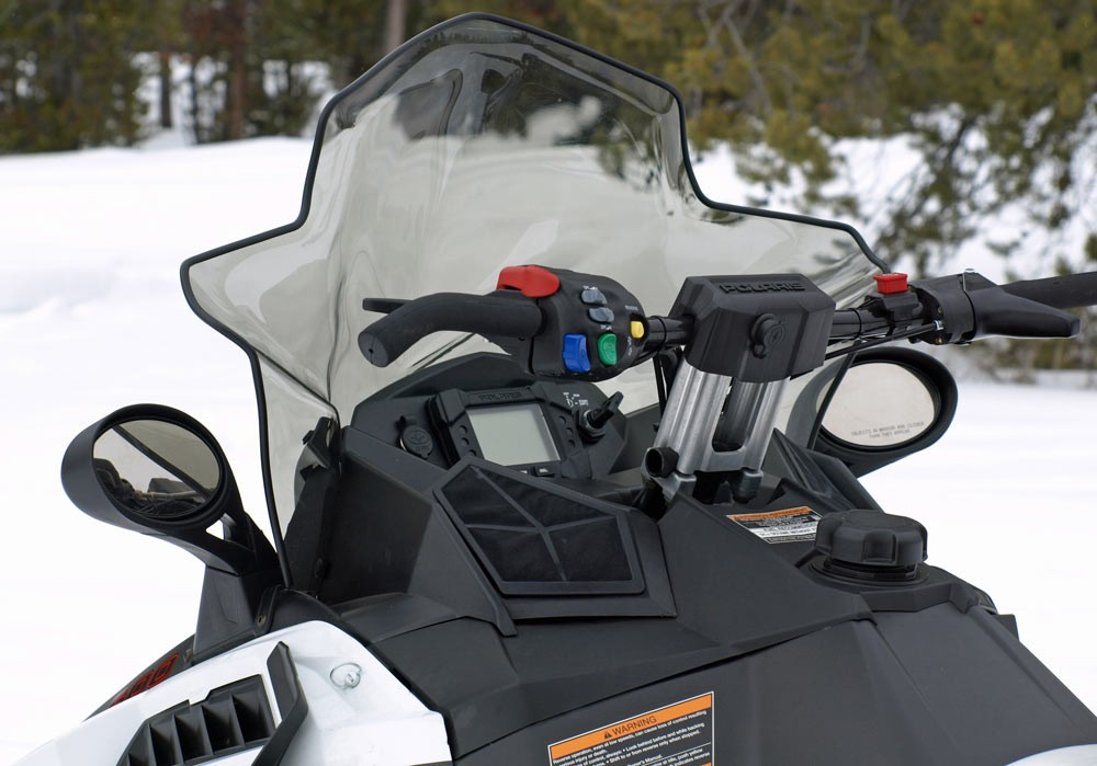 Polaris Swithback Adventure Dash