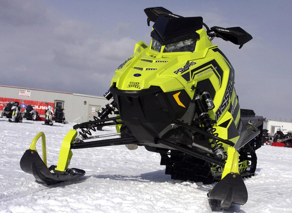2018 polaris 800 pro rmk 155 snowmobile