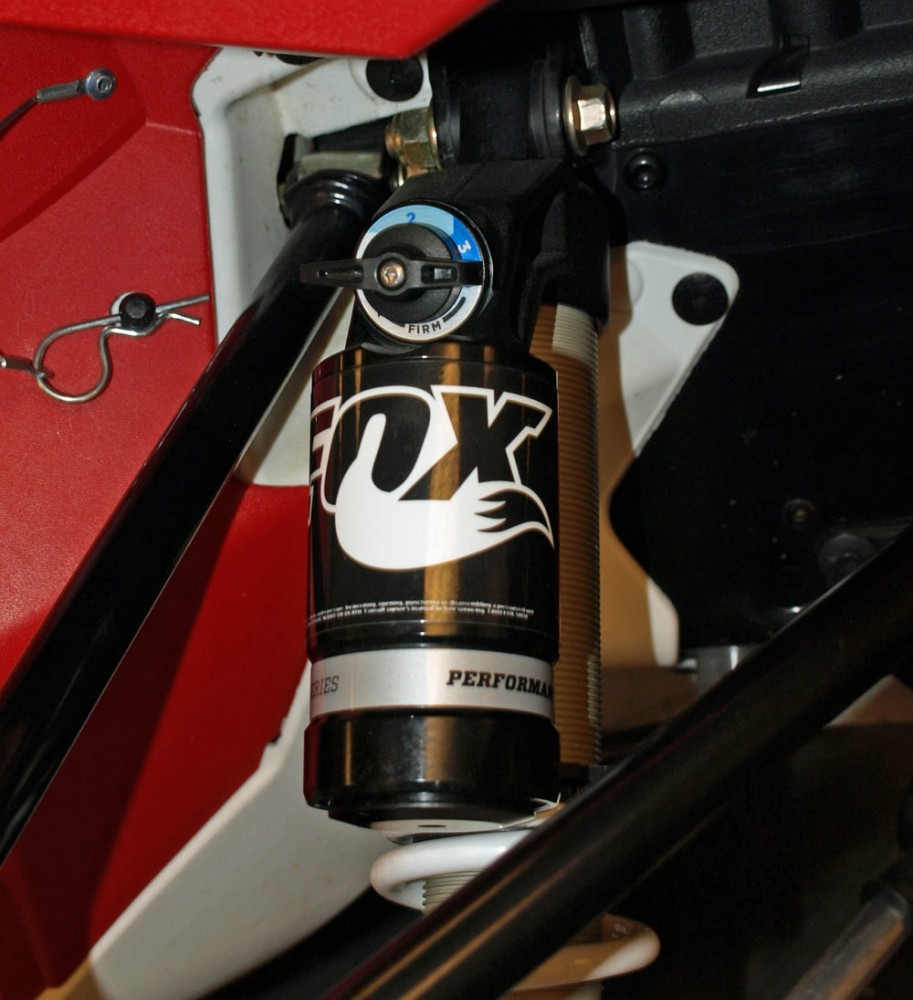 FOX QS3 Shock
