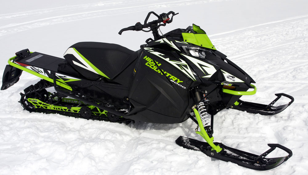 Arctic Cat High Country