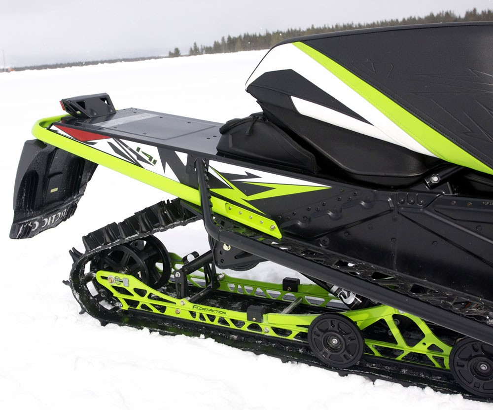 2018 Arctic Cat XF 8000 High Country Track
