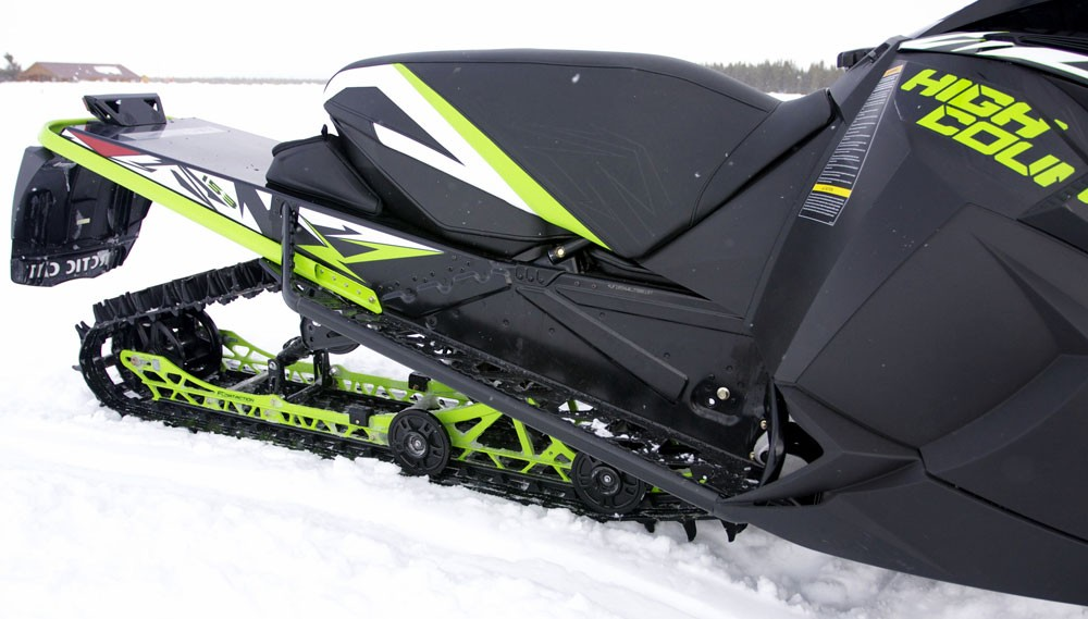 2018 Arctic Cat XF 8000 High Country Suspension