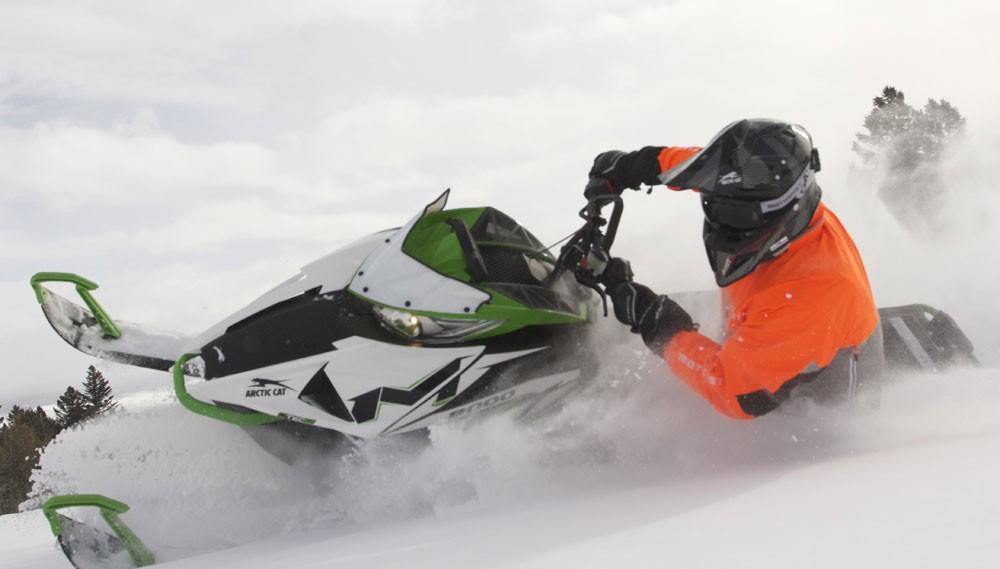2018 Arctic Cat M8000 Sno Pro