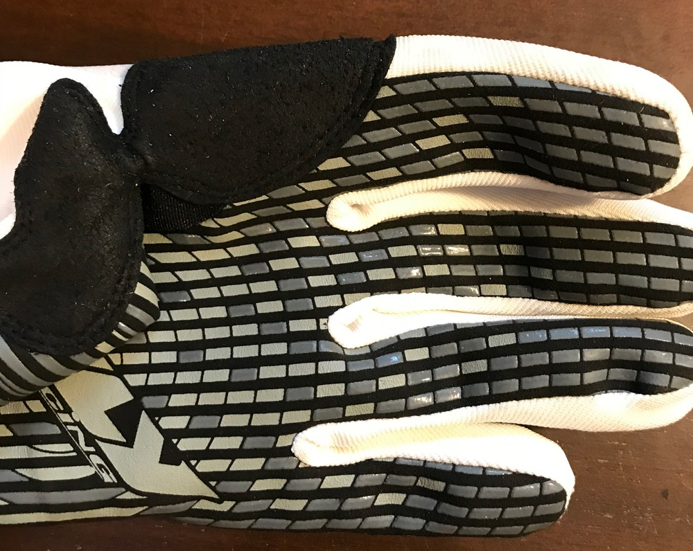 Fly Racing Title Gloves Thumb Stretch Panel