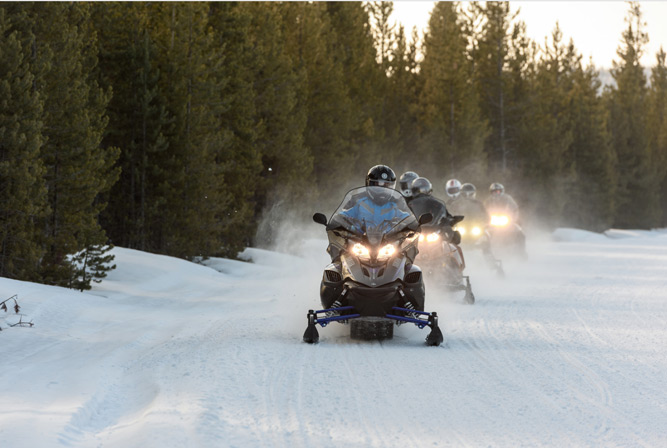ISMA International Snowmobile Manufacturers Association