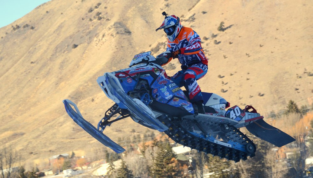 Snocross Racer Big Air 3