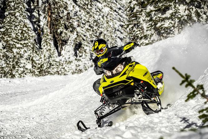 2018 Ski Doo Mxz 600R E-TEC