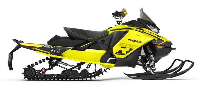 2018 Ski-Doo MXZ 600R E-TEC