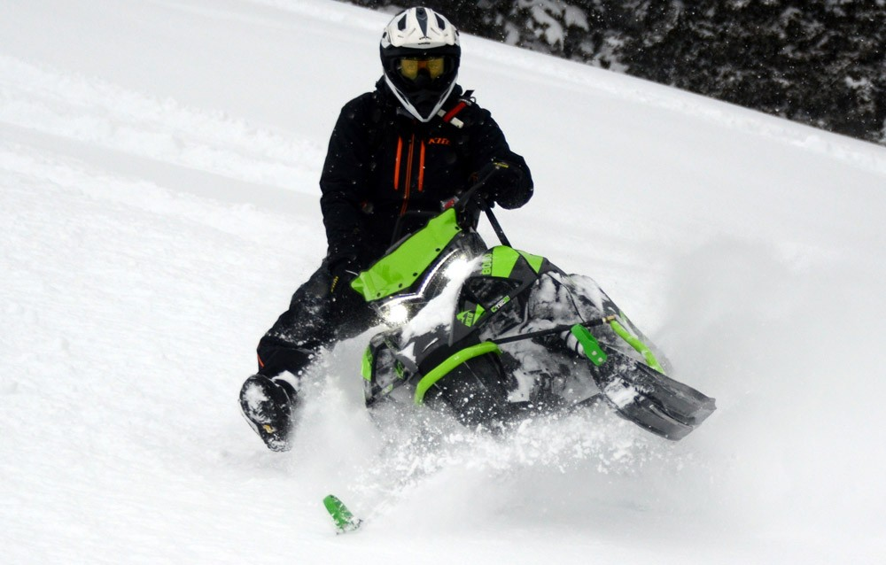 2018 Arctic Cat Mountain Cat 1