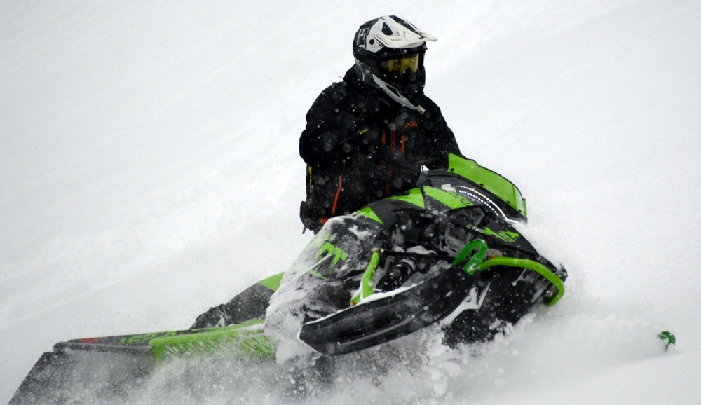 2018 Arctic Cat Mountain Cat 3