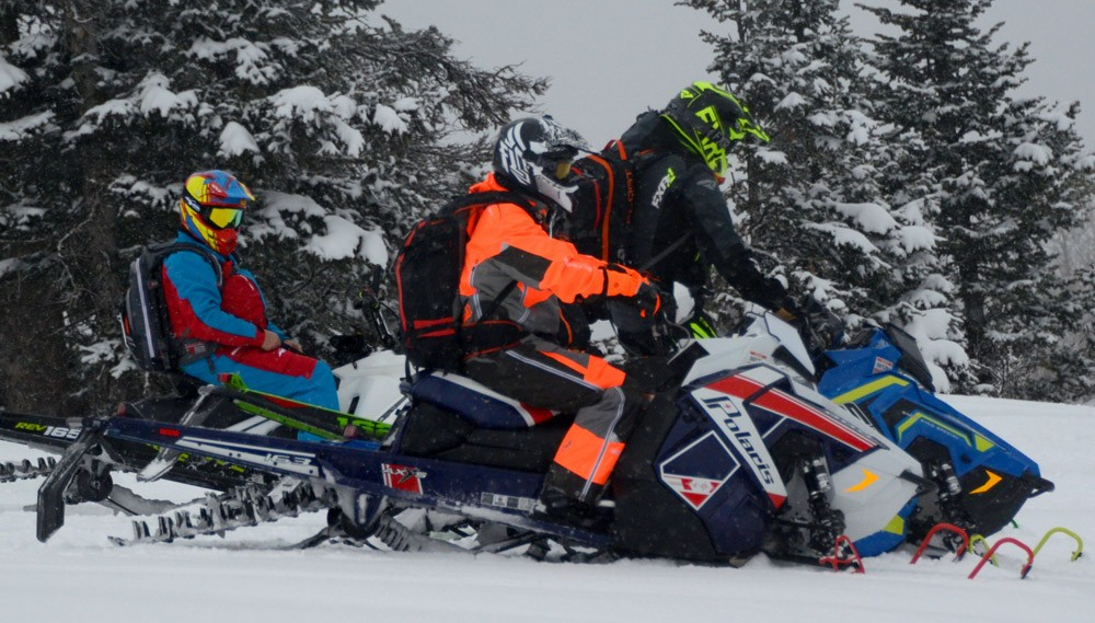 2018 Polaris SKS 146 Action