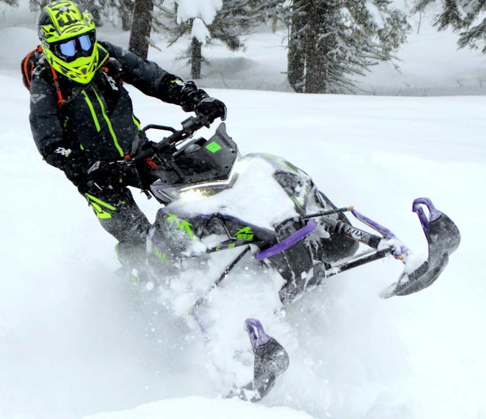 2019 Arctic Cat Alpha One 07