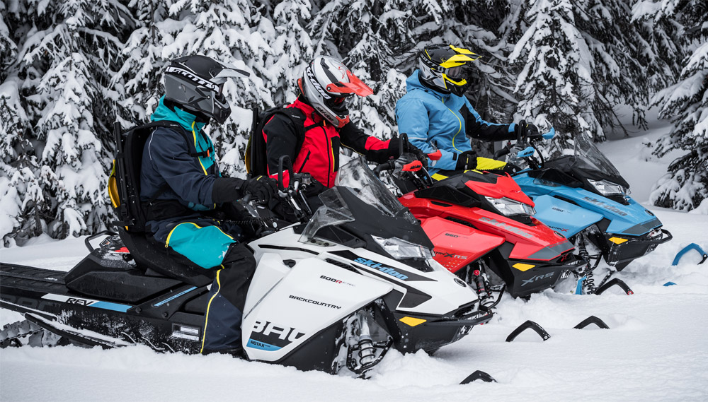 Ski Doo Freeride 850 >> 2019 Ski-Doo Lineup Preview - Snowmobile.com