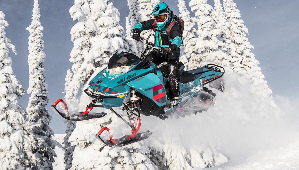 2019 Ski-Doo Lineup Preview - Snowmobile.com