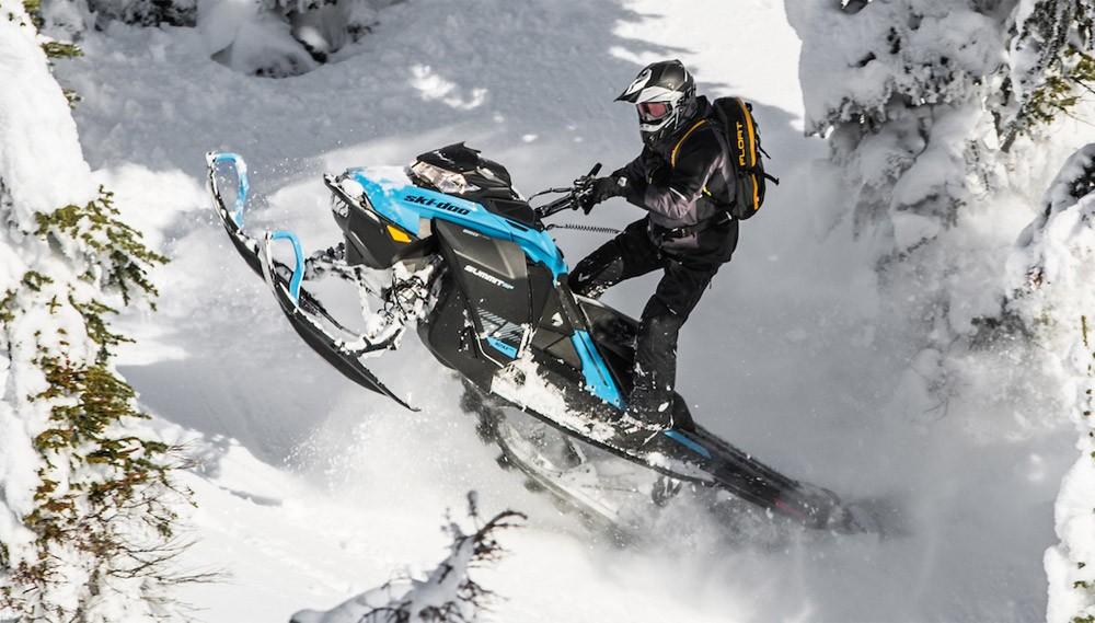 2019 Ski-Doo Summit SP