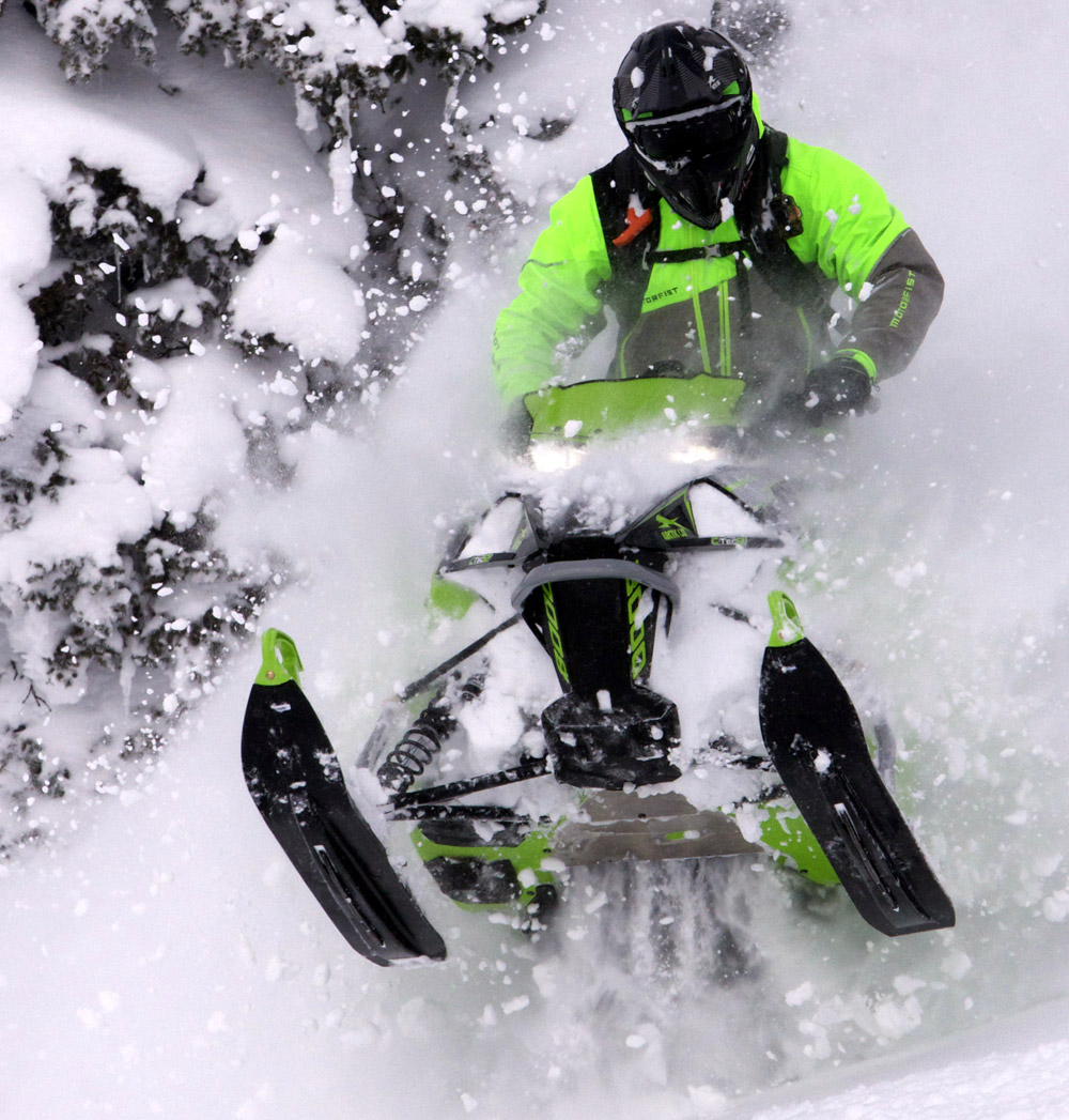 2019 Arctic Cat Alpha One Mountain Cat Review + Video ...