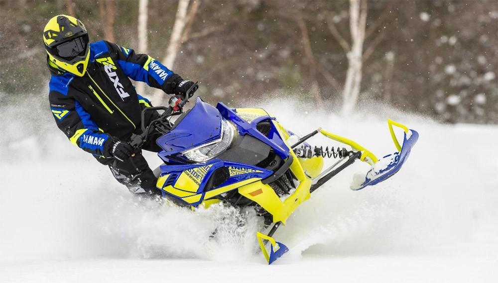 2019 Yamaha Sidewinder B-TX LE