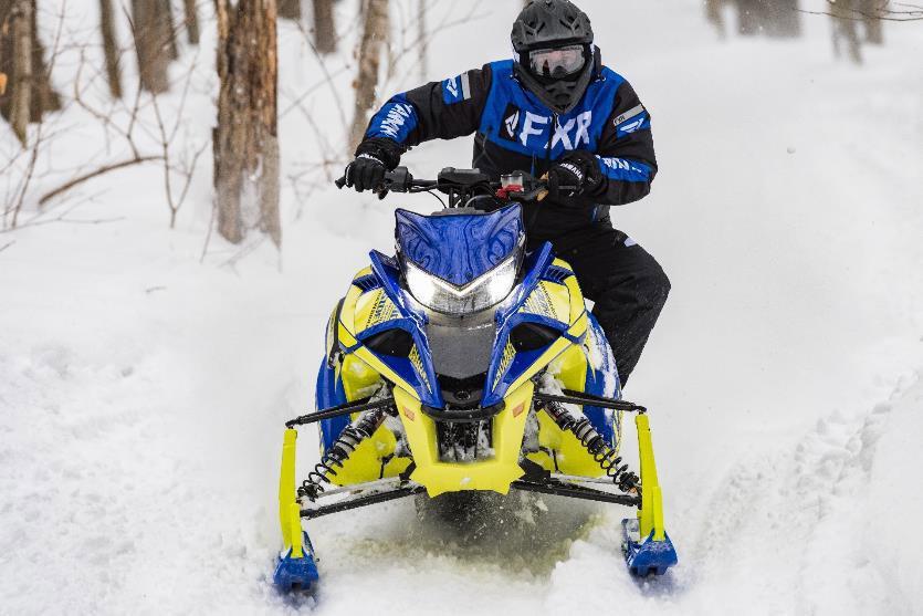 2019 Yamaha Sidewinder LTX LE