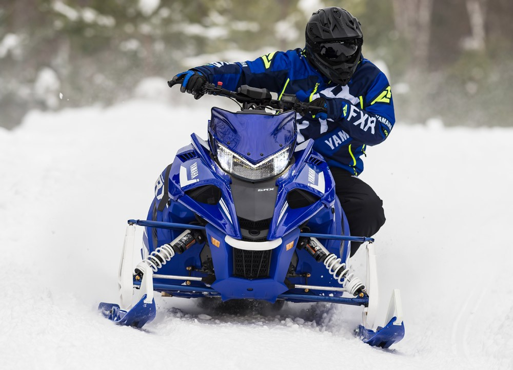 2019 Yamaha Sidewinder S-RX LE Front
