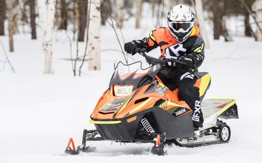 2019 yamaha snowmobile lineup preview for Yamaha sno scoot