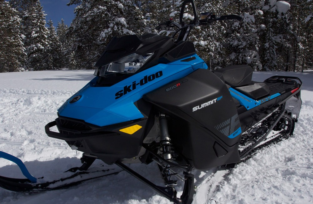 2019 Ski-Doo 600 Summit SP 6