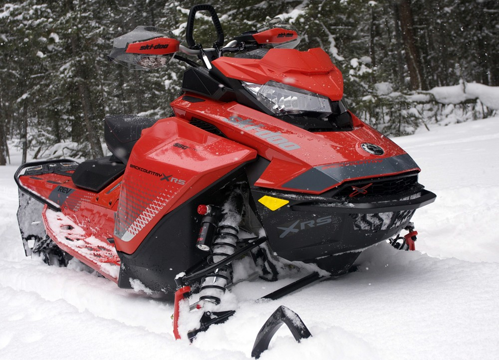 2019 Ski-Doo Backcountry X-RS Beauty