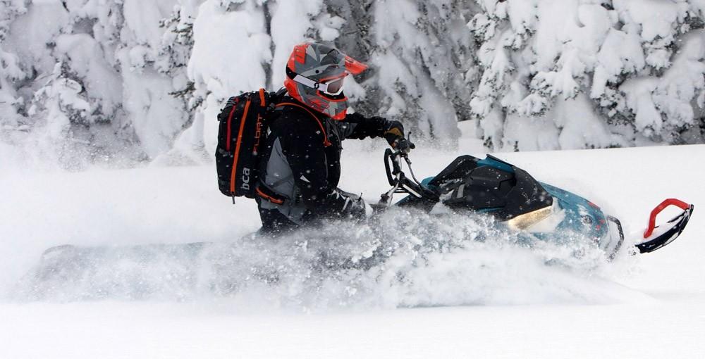 2019 Ski-Doo Freeride 3