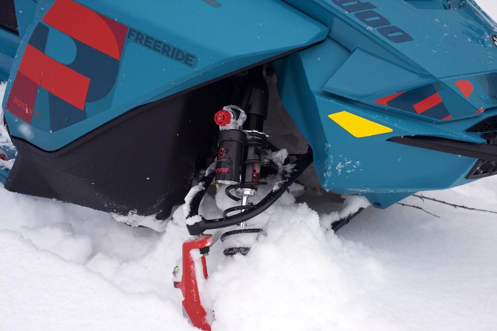 2019 Ski-Doo Freeride 5