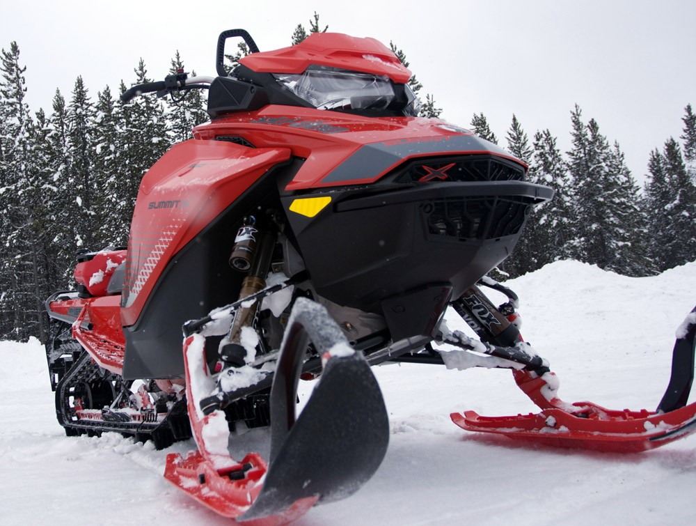 2019 Ski-Doo Summit X 5