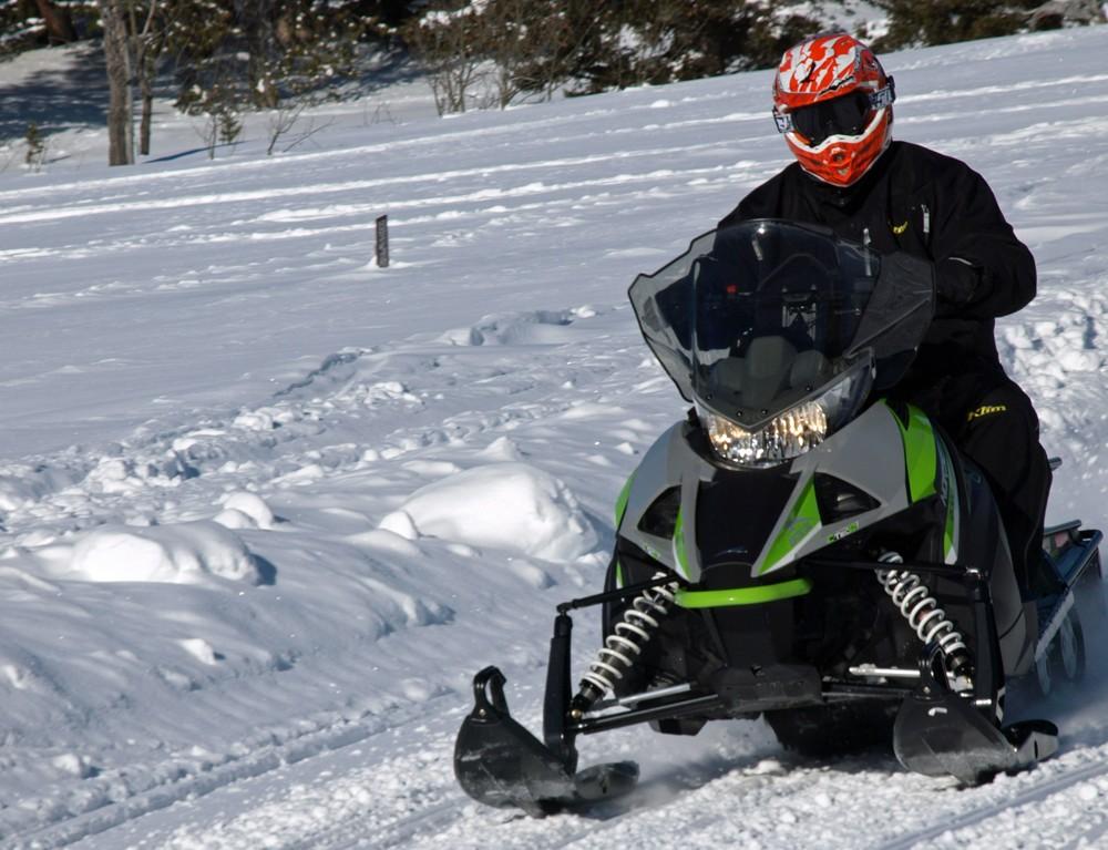 2019 Arctic Cat Norseman X Trail Riding