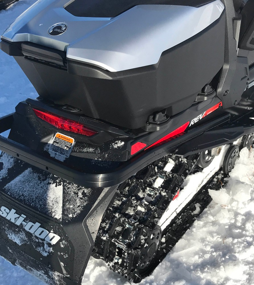2019 Ski-Doo Grand Touring Limited 900 ACE Turbo Cargo