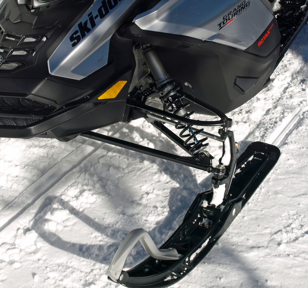 2019 Ski-Doo Grand Touring Limited 900 ACE Turbo RAS-3 Suspension