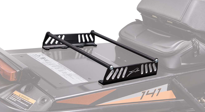 Arctic Cat Billet Rack