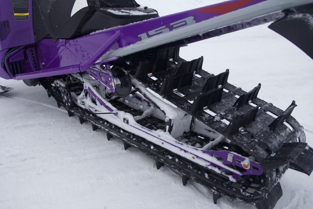 2019 Arctic Cat M8000 Mountain Cat Track