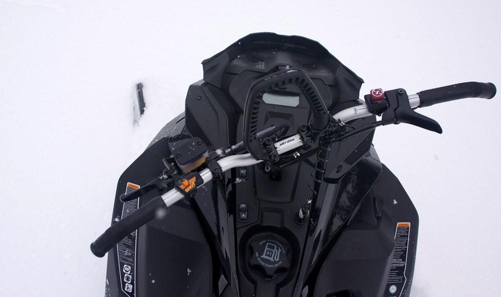 2019 Ski-Doo Summit X 175 Bars