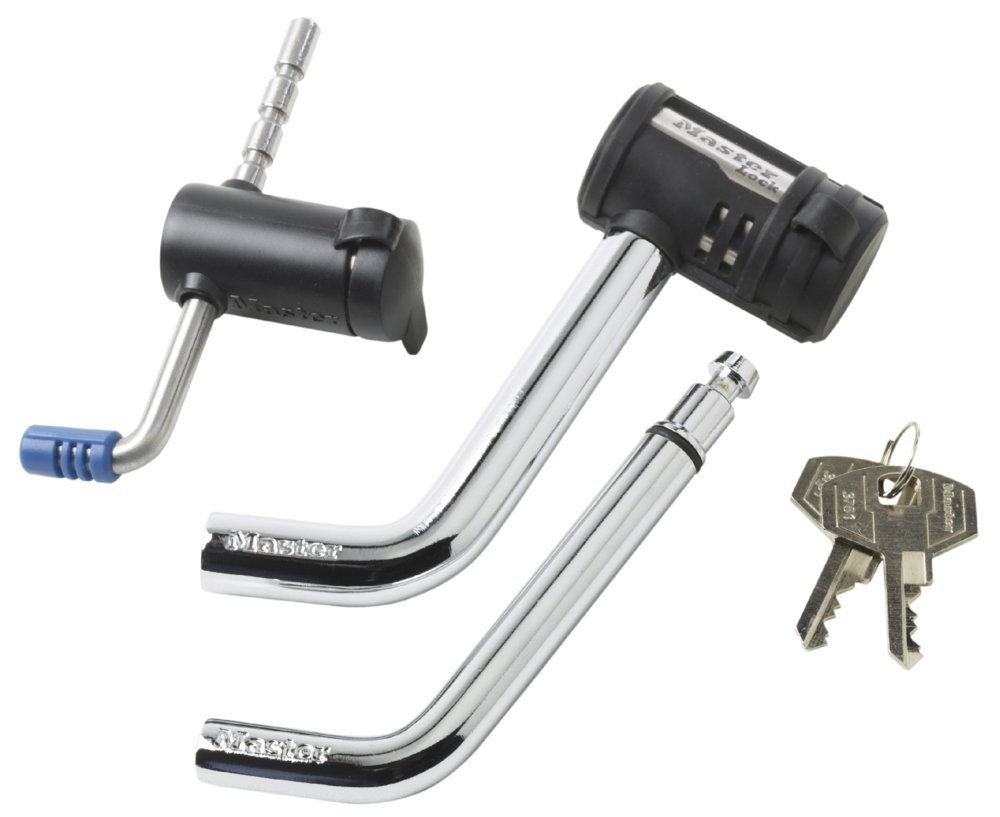 Receiver and Coupler Latch Locks
