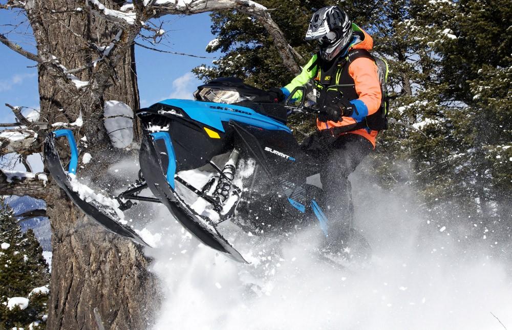 2019 Ski-Doo 600 Summit SP