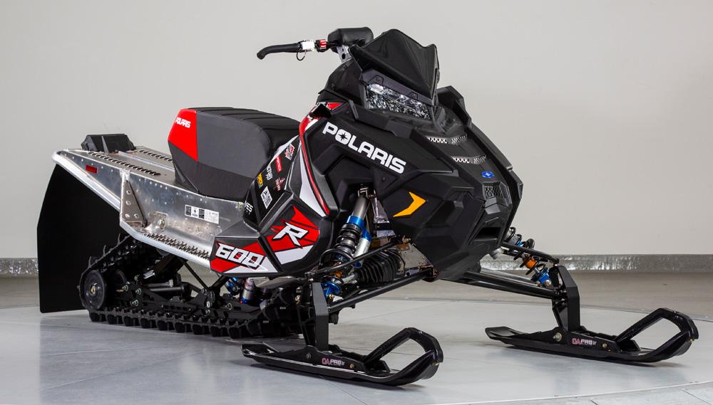 2019 Polaris 600R Race Sled Unveiled - Snowmobile.com
