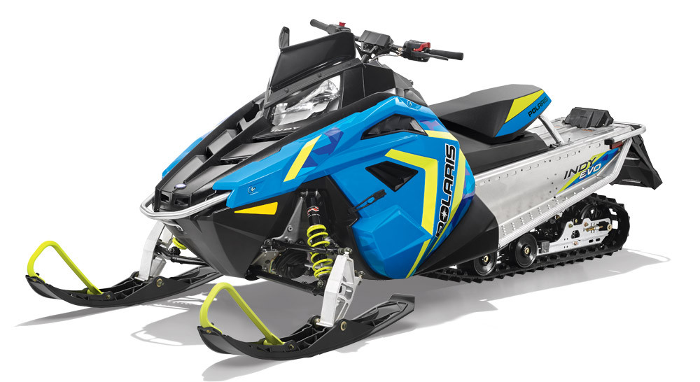2019 Polaris Indy EVO Studio