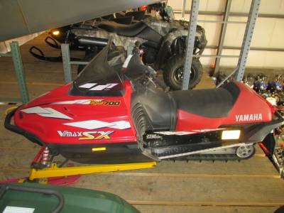 1998 yamaha vmax 700 for sale used snowmobile classifieds for Nh yamaha dealers