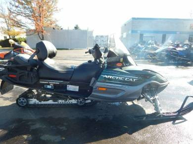 Arctic Cat T Turbo Touring Le For Sale
