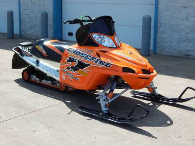 Arctic Cat Crossfire  Sno Pro For Sale