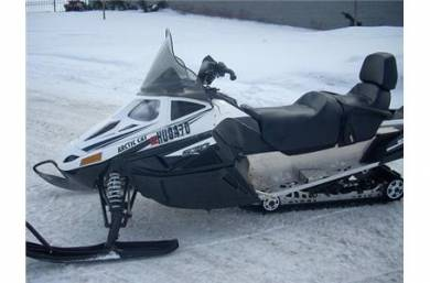 2011 Arctic Cat T 570 For Sale : Used Snowmobile Classifieds