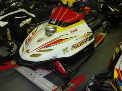 1999 yamaha phazer 500 for sale used snowmobile classifieds for 500 yamaha snowmobile