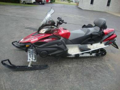 2012 yamaha rs venture gt for sale used snowmobile for Used yamaha snowmobiles for sale in wisconsin