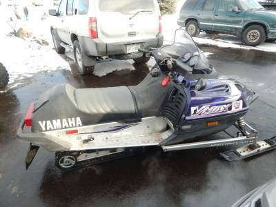 2002 yamaha vmax 600 dlx for sale used snowmobile for 500 yamaha snowmobile