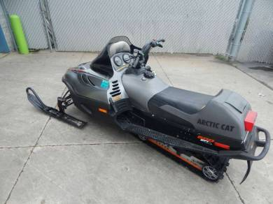 2002 Arctic Cat ZR 600 EFI For Sale : Used Snowmobile ...