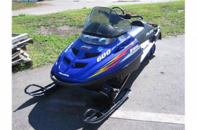 2000 Polaris 600 RMK For Sale : Used Snowmobile Classifieds